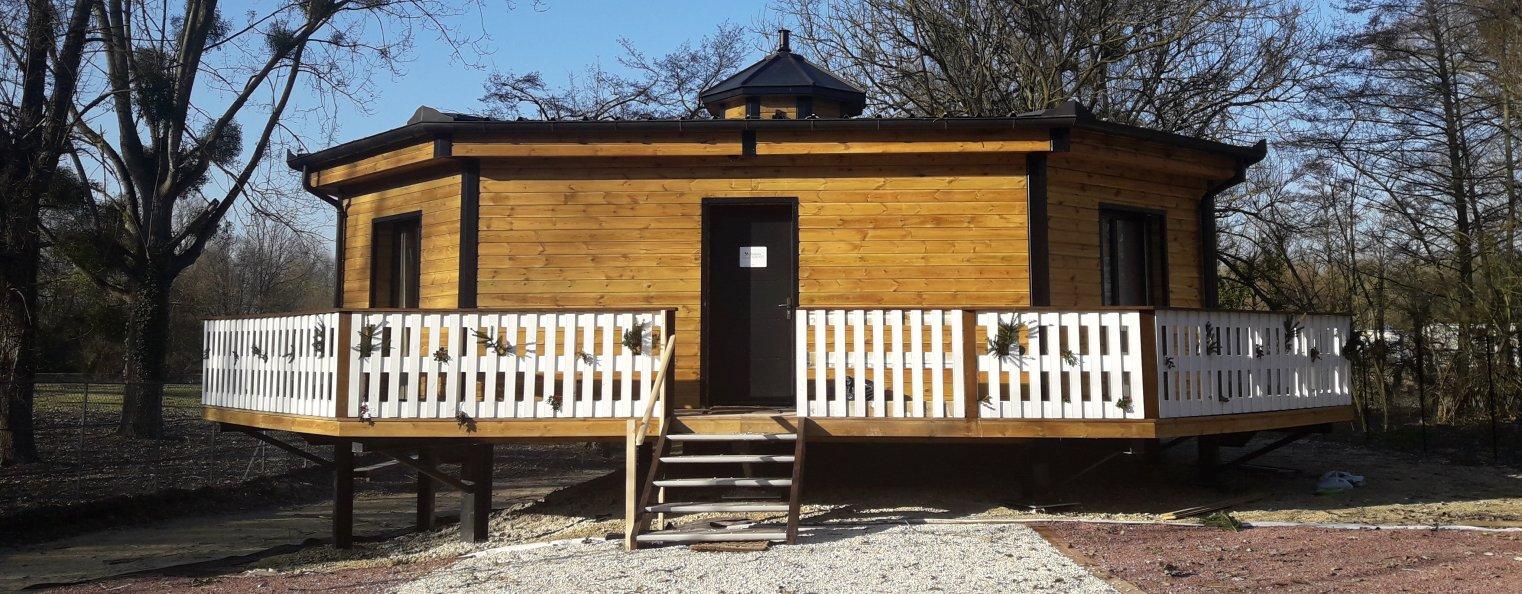 maison bois verneuil en halatte